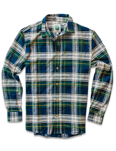 Autumn Crisp Air Flannel Shirt