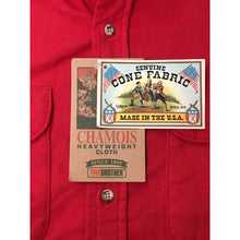 Vintage Five Brother Chamois Shirt