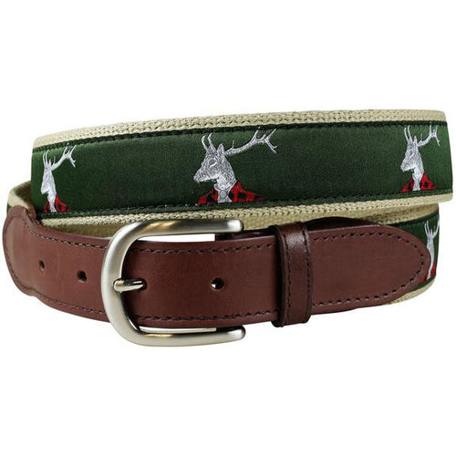 Dapper Stag Belt