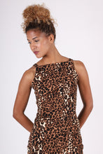 Maisie Cheetah Print Top