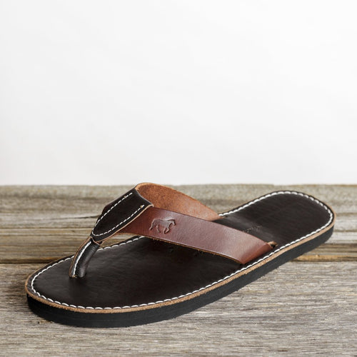 Classic Leather Flip Flop