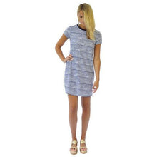 Kaeli Smith Sierra Dress: Sailor Stripe