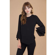 Veronica M Double Bell Sleeve Top