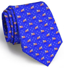 Stars & Stripes Patriotic Necktie