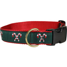 Belted Cow Dog Collar