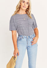 Kali Striped Pocket T