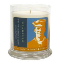 Weathered Sailor Candle