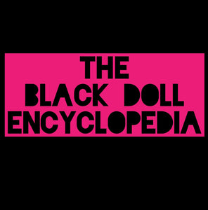The Black Doll Encyclopedia