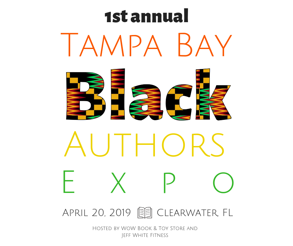 Tampa Bay Black Authors Expo!
