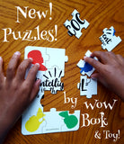 Uplifting afrocentric kids puzzles - Wonders of the World Book and Toy Store
