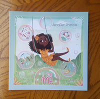 """I Am Me"" by Jennifer Francis - Wonders of the World Book and Toy Store"