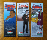 Black History Bookmarks - Wonders of the World Book and Toy Store