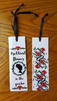 Prettiest flower in the garden bookmarks - Wonders of the World Book and Toy Store