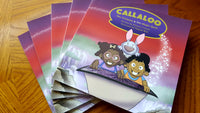 Callaloo: The Trickster & the Magic Quilt