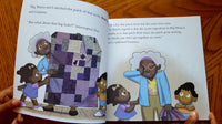 Callaloo: The Trickster & the Magic Quilt - Wonders of the World Book and Toy Store