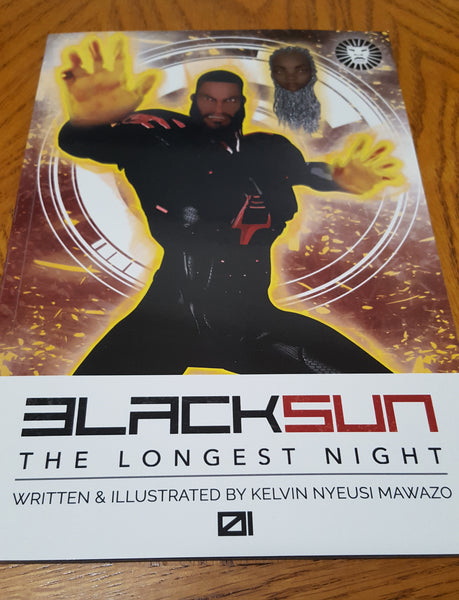 Black Sun Comics The Longest Night (01 - Invasion)