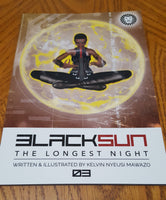 Black Sun Comics The Longest Night (03 - Visions) - Wonders of the World Book and Toy Store