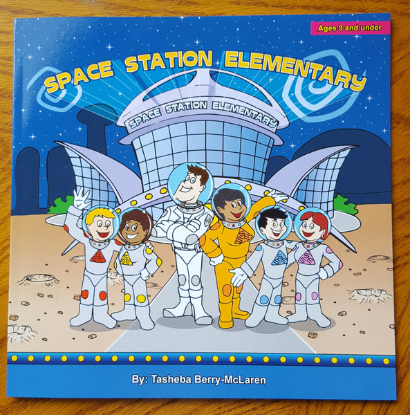 Space Station Elementary (Book 1)