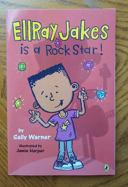 EllRay Jakes is a Rock Star!