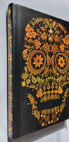 Gold Sugar Skull Pocket Journal