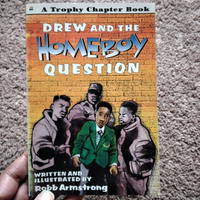 Drew and the Homeboy Question
