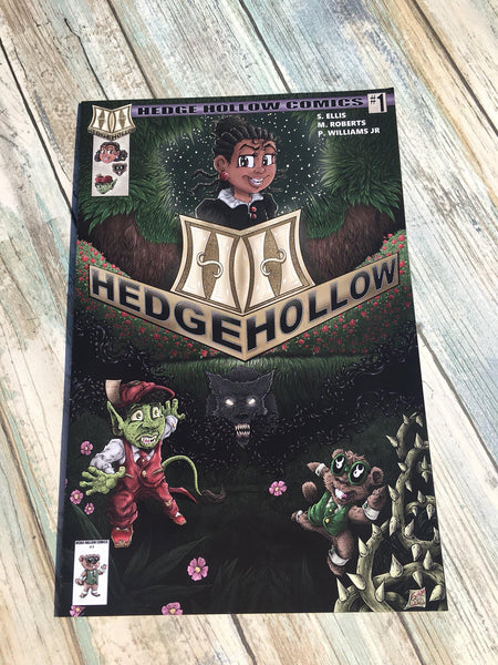 Hedge Hollow #1