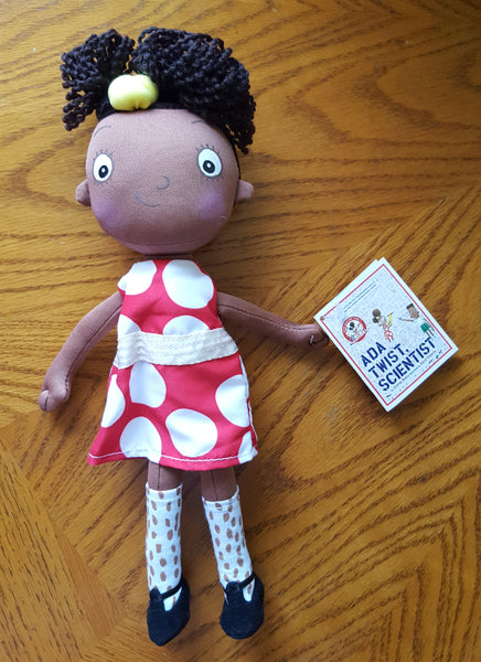 Ada Twist, Scientist doll