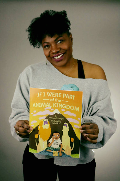 """If I Were Part of the Animal Kingdom"" (I SPaT for Children) (Volume 1) by Stephanie R Bridges"