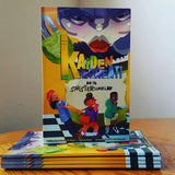 Kaiden The Great! and The Sinister Lunch Lady by Lakeshia P & Kaiden Dixon - Wonders of the World Book and Toy Store