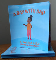 A Day With Dad / Un Día con Papá - Wonders of the World Book and Toy Store