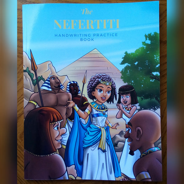 The Nefertiti Handwriting Practice Book
