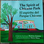 The Spirit of Chicano Park: El espíritu del parque Chicano