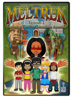 EdAnime Productions presents Meltrek - Wonders of the World Book and Toy Store