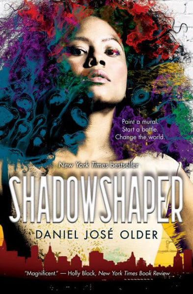Shadowshaper (the Shadowshaper Cypher, Book 1), Volume 1 ( Shadowshaper Cypher #1 )