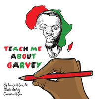 Teach Me About Garvey - Wonders of the World Book and Toy Store