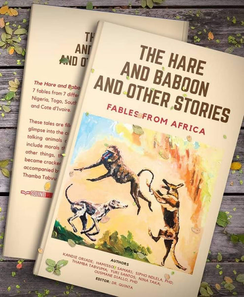 The Hare and Baboon and other Stories: Fables from Africa