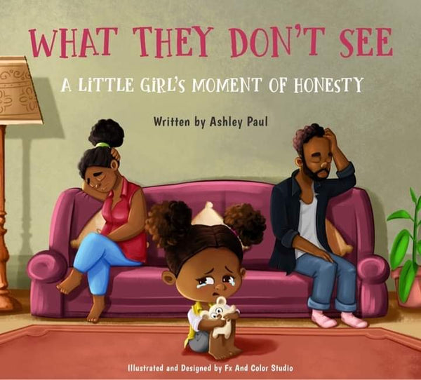 What They Don't See: A Little Girl's Moment of Honesty
