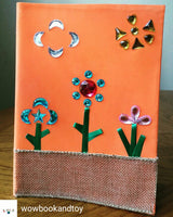 Flowers on a Sunny Day notebook - Wonders of the World Book and Toy Store