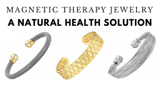 Magnetic Therapy Jewelry - A Natural Health Solution