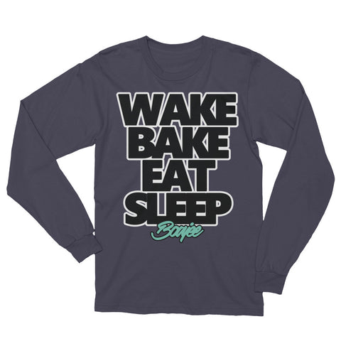 Unisex Long Sleeve T-Shirt Wake Bake