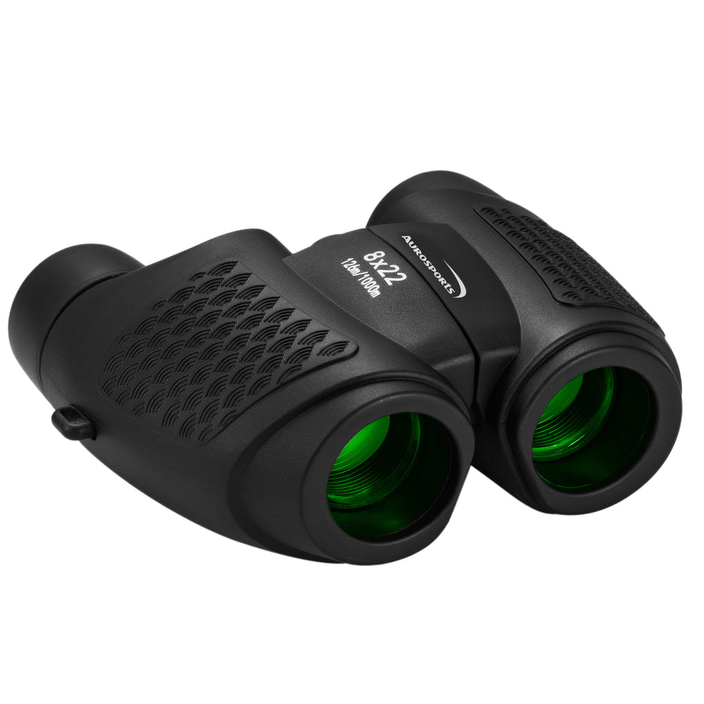 Aurosports Auto Focus Binoculars for Kids(Black)