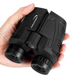 Aurosports 12x25 Compact Binoculars Large Eyepiece For Bird Watching
