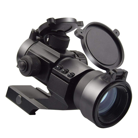 Aurosports Red Dot Sight, 4 MOA Red Green Dot Sight Micro Rifle Scope