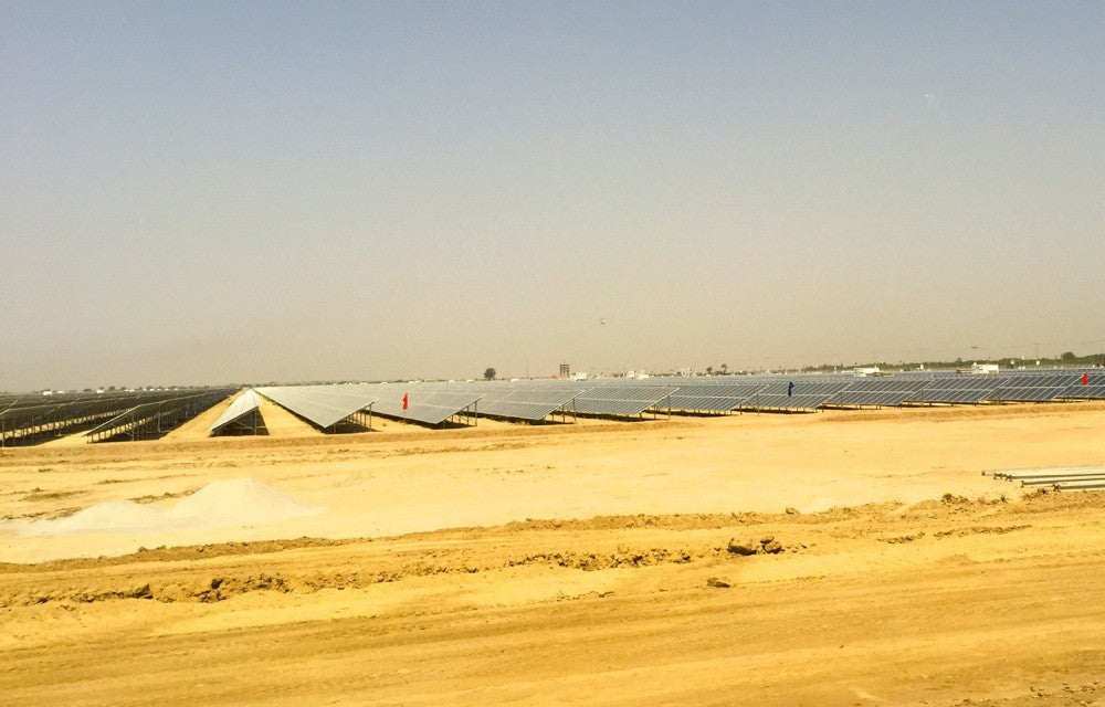 Bahawalpur - Land of the Desert, Artisan Jewelers…and Sustainable Energy?