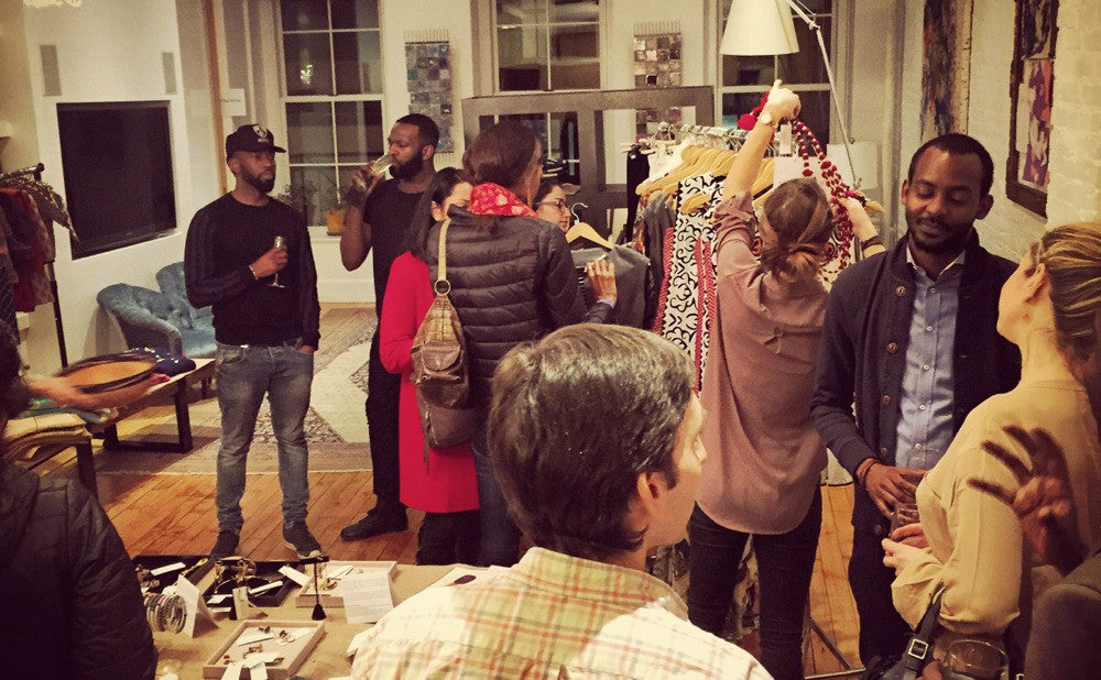 Victoria Road x Indego Africa Spring Trunk Show