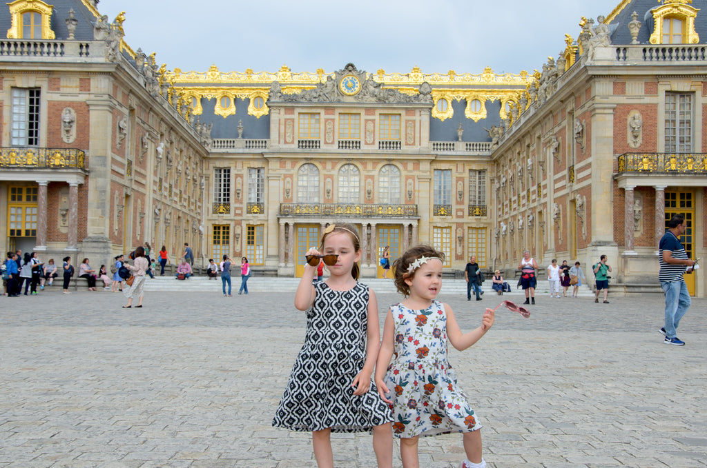 Our Paris Trip with the VR Kids