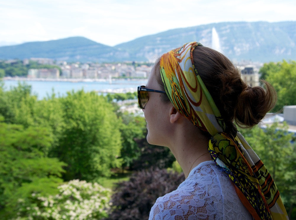 Traveling with Children in Spirit and in Style: Musings From My Trip to Switzerland