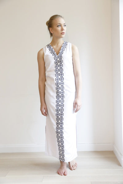The Karthi Long Beach Dress