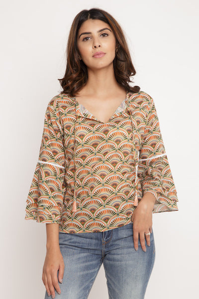 The Giuliana Top - SAMPLE