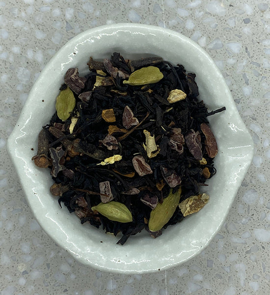 Chocolate Chai Flavoured Black Tea -25gm